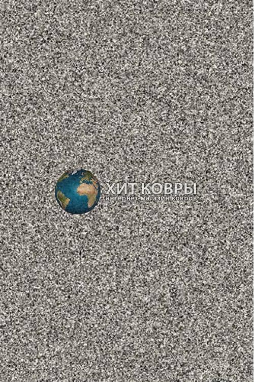 Российский ковер прямоугольный Platinum t600 серый разноцветный