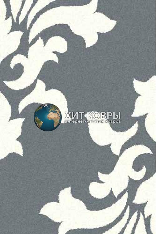 Российский ковер прямоугольный Platinum t620 голубой natural